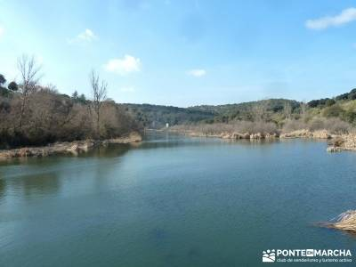Cañón Río Aulencia-Embalse Valmenor; grupo puentes parque nacional monfrague escapadas madrid vac